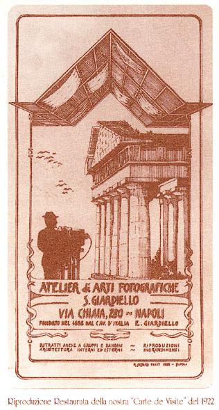 LA DIFFICILE PROFESSIONE DI FOTOGRAFO DI OPERE D'ARTE. TRADIZIONI ED ESPERIENZA DAL 1858