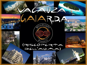 CROCIERA GAIA:R.D.A. A BARCELLONA DA BLINDSIGHT PROJECT