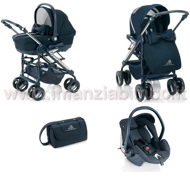 Infanziabimbo presenta il nuovo sistema modulare Cam 2012, Trio Cam Combi Elite