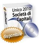 Disponibile il nuovo software per la Dichiarazione dei redditi delle Società di Capitali 2010