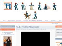 Danone fa il bis con il Team-building di Te.D.-Teatro d'Impresa®