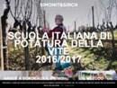 Al via l'ottava edizione dei corsi della Scuola Italiana di Potatura della Vite