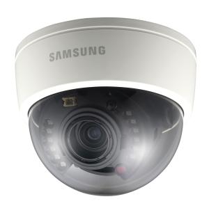 Samsung presenta la nuova telecamera dome SCD-2080R con focale variabile e LED IR integrati