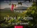 17 - 18 settembre: Metti in agenda il Festival Franciacorta in Cantina