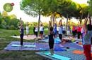 Yoga gratuito a Villa Pamphili per tutta l'estate