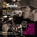 "Al Tenda Bar di Lignano Pineta ""Max canta Battisti"""