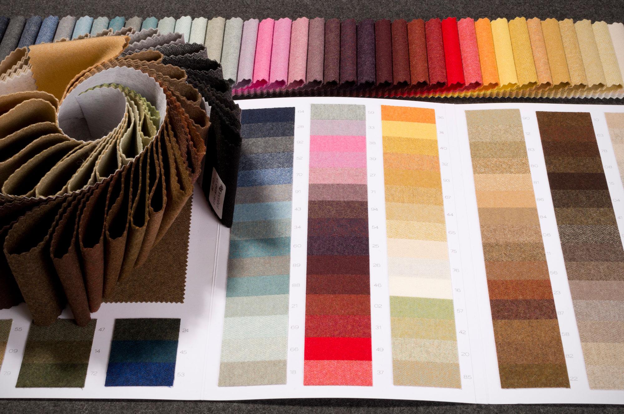 100 colori lana per infinite combinazioni cromatiche: Decobel presenta Ovis 1010