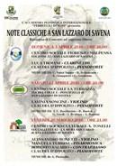 """""""NOTE CLASSICHE A SAN LAZZARO DI SAVENA"""""""