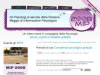 """MIP 2008: Seminario su """"Il rapporto genitori-figli nelle difficili fasi di separazione e divorzio"""""""