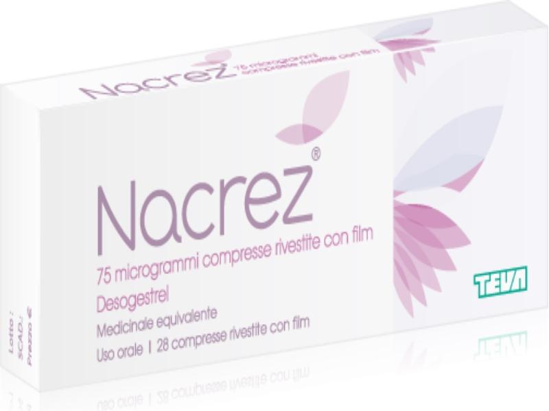 AIFA: ritiro lotto contraccettivo specialita' medicinale NACREZ