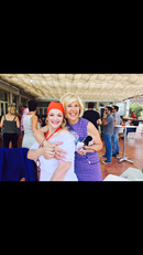 Rossopomodoro al Napoli Pizza Village 2017 schiera la squadra femminile delle donne pizzaiole ( Clelia Martino)