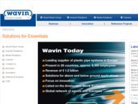 Wavin 2011 revenue up 7.8% to EUR 1.3 billion