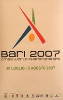 """I """"Campionati Mondiali di Attività Subacquea"""" si svolgeranno a Bari dal 28 luglio al 5 agosto 2007"""