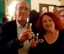 Donella Del Monaco festeggia con Renato Marengo i 40 anni di Opus Avantra