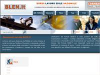 In Irpinia arriva Blen, la borsa del lavoro edile nazionale