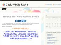 Casio presenta la nuova EXILIM EX-ZS15 con schermo touch-screen, obiettivo grandangolare da 26mm e zoom ottico 5x