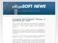 PA progeCAD 2009 Professional + PRGTools – il CAD su misura per i comuni
