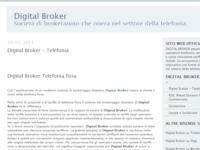 Digital Broker, apertura nuovi blog sugli eventi, la storia e le news