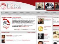 H2biz diventa business 3.0: maggiore interazione e nuove funzionalità per imprenditori, professionisti, manager e aziende. Online dal 15 settembre