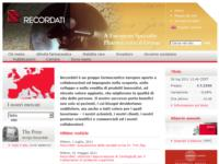 RECORDATI: RISULTATI MOLTO POSITIVI NEL PRIMO SEMESTRE 2011. RICAVI +6,6%. UTILE NETTO +5,3%