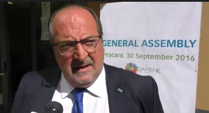 Eccezionalità climatica. ll Sottosegretario d'Abruzzo Mazzocca presenta progetto europeo da 1 milione di euro