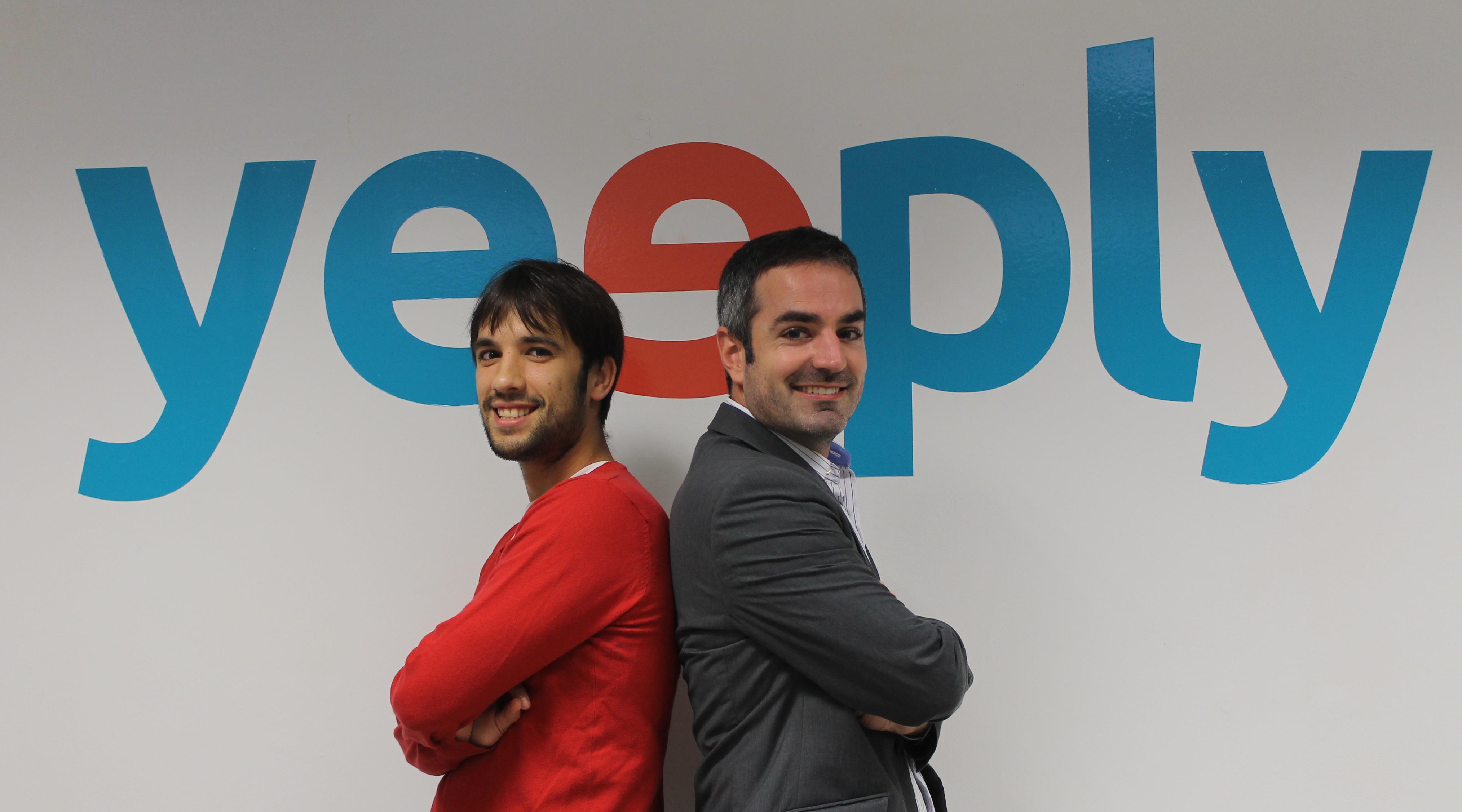 Yeeply, una startup che fa incontrare sviluppatori e clienti per creare app e siti web