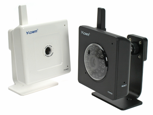 Y-CAM porta in Italia i sui prodotti di IP camera Wireless!