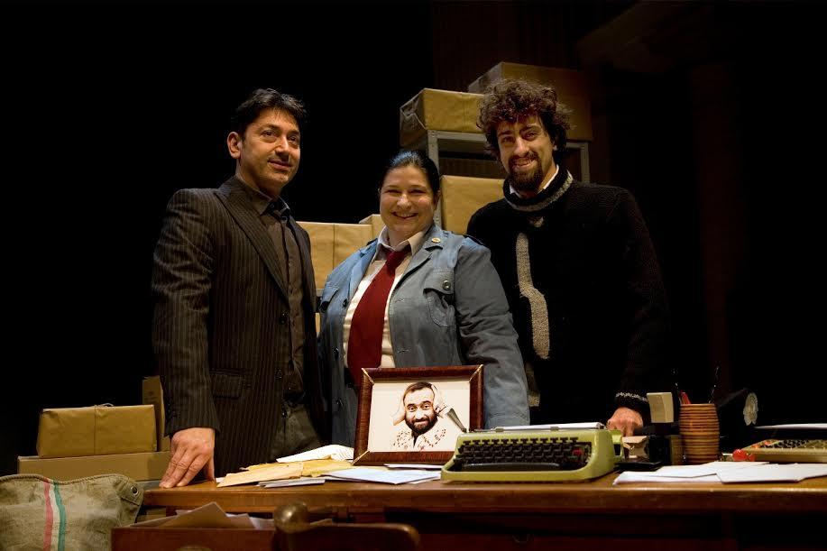 Al Teatro Duse di Bologna: CARO LUCIO TI SCRIVO. Un viaggio teatrale nella poetica di Lucio Dalla