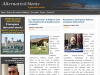 """GIOVEDÌ 3 MAGGIO conferenza su """"L'Italia a rischio idrogeologico"""" a cura di Enrico Del Vescovo"""