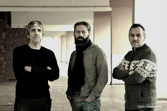 Lucrezio de Seta trio in concerto al Charity Cafè di Roma