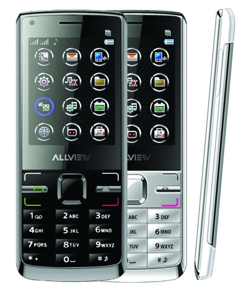Allview lancia il telefono Dual SIM con design metallico ultraslim - S4 Steel