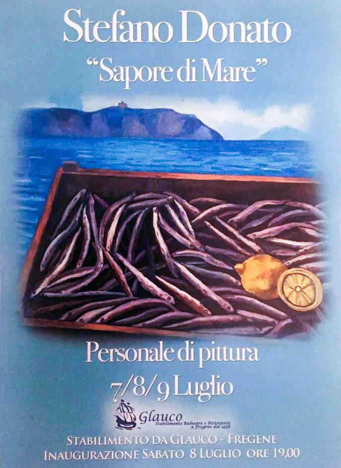 """""""Sapore di Mare"""" di Stefano Donato"""