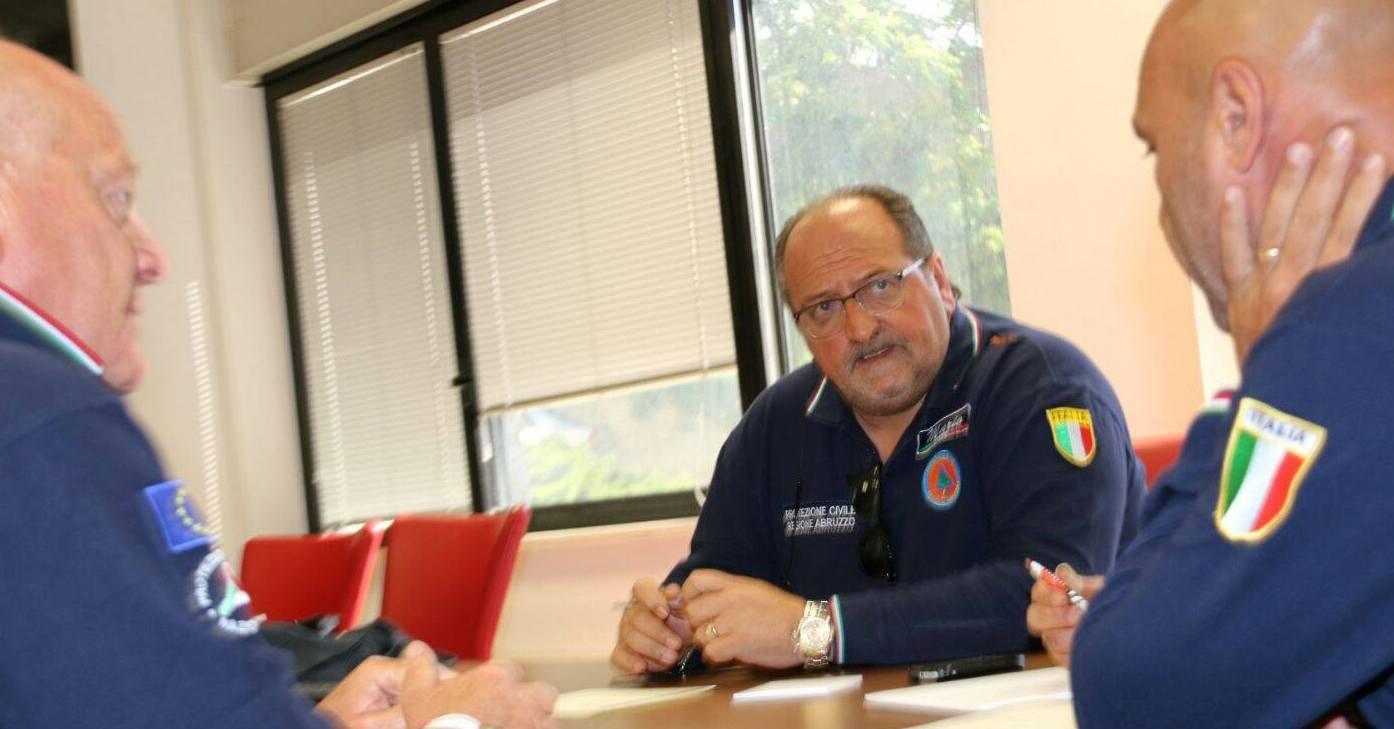 Sisma. Tendopoli per 250 persone da Protezione Civile Regione Abruzzo