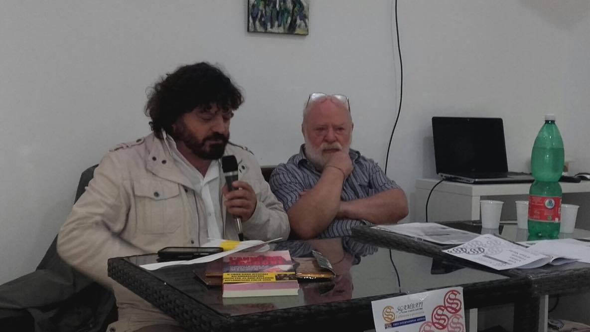 Mario Volpe racconta della Cina al salotto di Enzo Marino