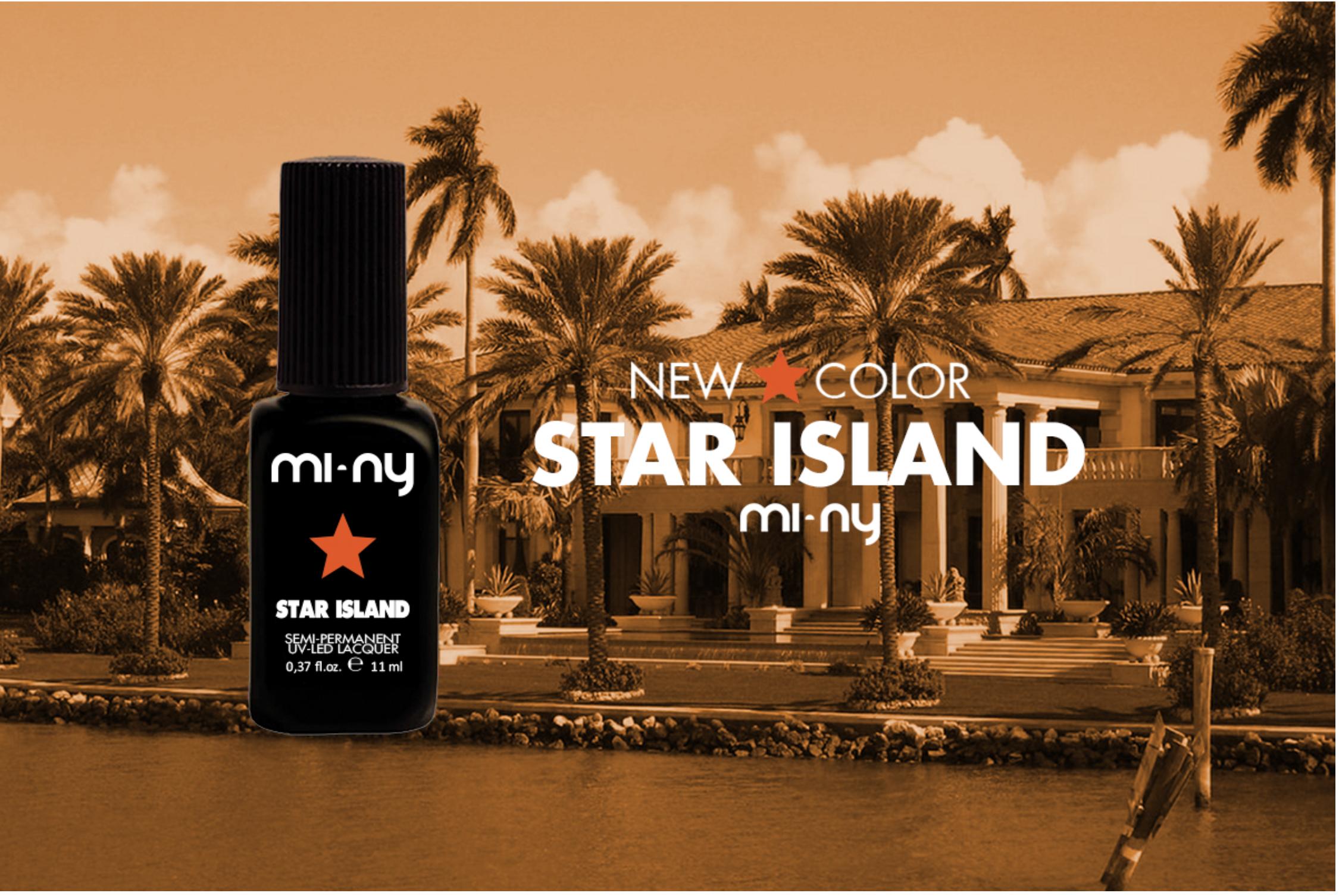 LASCIATEVI STUPIRE DAL SEMIPERMANENTE MI-NY STAR ISLAND!