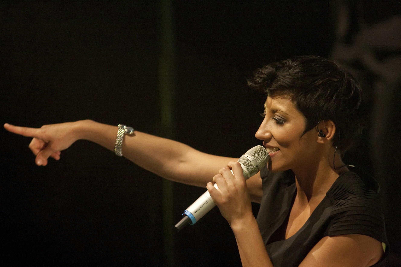 Malika Ayane, con la sua voce dalle mille sfumature, attesa sul palco del Perla, Casinò & Hotel di Nova Gorica.
