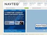 NAVTEQ festeggia 25 anni all'avanguardia nel settore della navigazione satellitare
