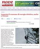 Flavio Cattaneo - Terna, boom consumi energia elettrica anche nel Centro Italia