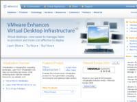 VMware è la tecnologia di virtualizzazione desktop dell'anno