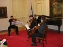 """Il Quartetto Kandinskij ospite della stagione musicale """"Domeniche in Musica"""" - Besozzo, 11 Marzo 2012"""