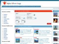 Arriva on line il sito completo per le tue vacanze!