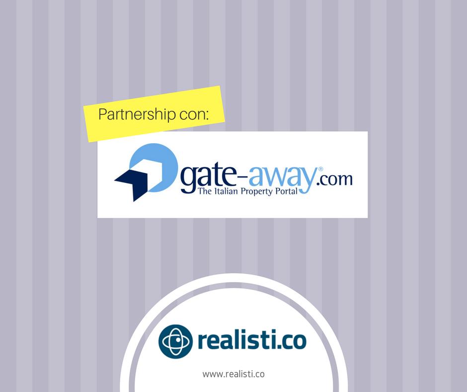 Gate-away.com sceglie Realisti.co. Il tour virtuale a 360° fa il suo ingresso nel portale dedicato agli acquirenti stranieri