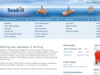 SDRL - Seadrill Limited announces order of a new harsh environment semi-submersible drilling rig