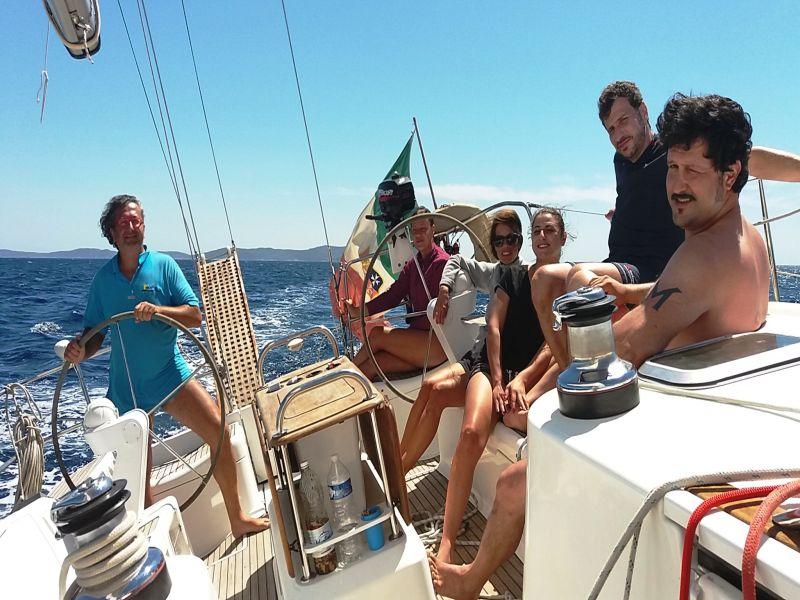 Estate in vela! tutto al Green le proposte di SkipperClub