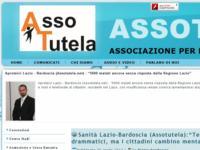 """Sanità Lazio–Bardoscia (Assotutela): """"Tempi di attesa drammatici, ma i cittadini cambino mentalità"""""""