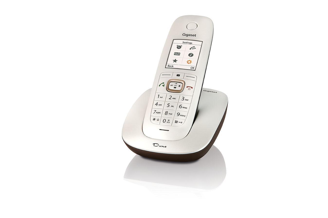Gigaset al cebit 2014 innovazione per la consumer tech - Cordless di design ...