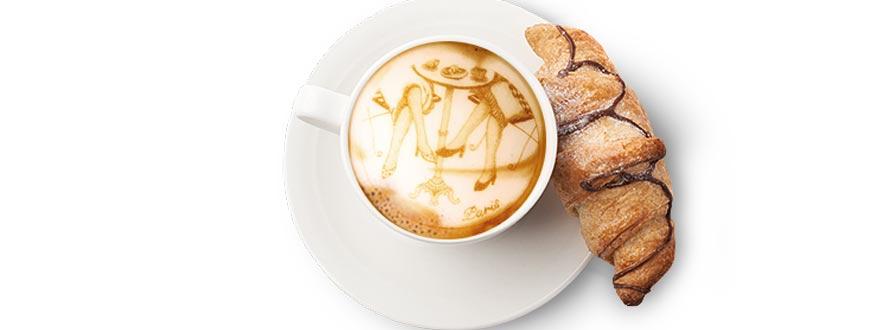 RIPPLE MAKER LA STAMPANTE AL CAFFÈ