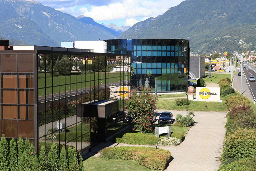 Interroll celebra i 30 anni della produzione di tecnopolimeri in Ticino