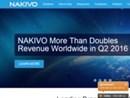 NAKIVO Rilascia la versione 6.1 del software di Backup e Ripristino per VMware