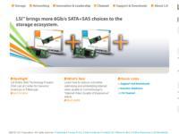 LSI amplia la sua offerta IP Custom per applicazioni di networking e Storage